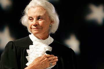 Photo of Sandra Day O' COnnor