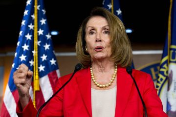 Photo of Minority Leader Nancy Pelosi