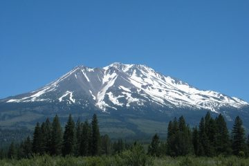 Photo of Mount Shasta