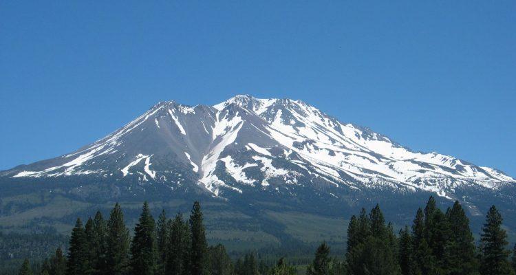 Photo of Mount Shasta