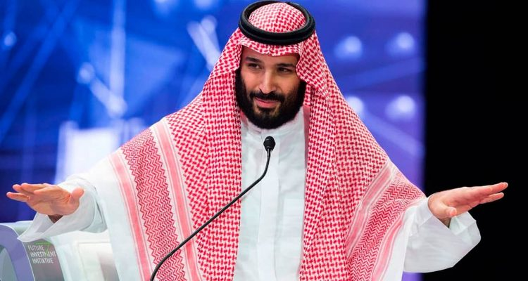 Photo of Saudi Crown Prince, Mohammed bin Salman