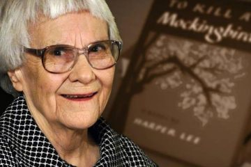 Photo of Harper Lee, author of To Kill a Mockingbird