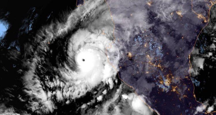 Photo of Hurricane Willa