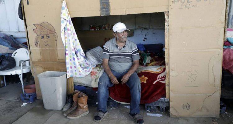 Photo of Higinio Castillo Ruiz, a longtime farmworker