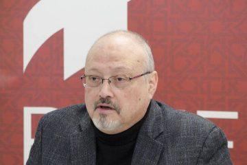 Photo of Jamal Khashoggi