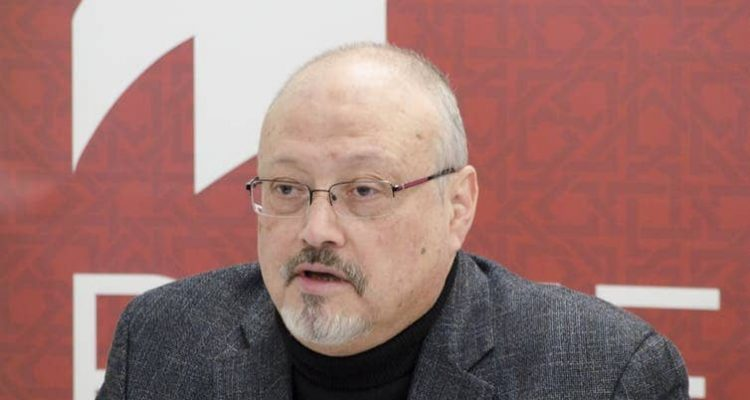 Photo of Jamal Khashoggi