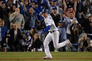 Photo of Los Angeles Dodgers' Cody Bellinger