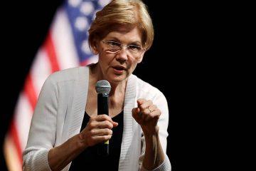 Photo of Sen. Elizabeth Warren