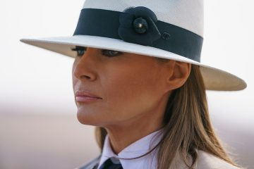 Photo of First Lady Melania Trump