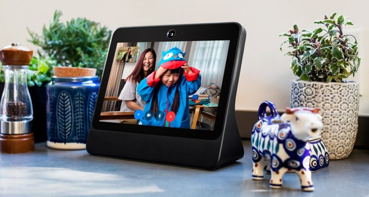 Photo of Facebook's new product called Portal Plus