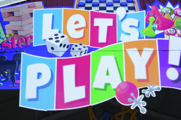 """The Big Fresno Fair features a 'Let's Play"""" activity area for families."""