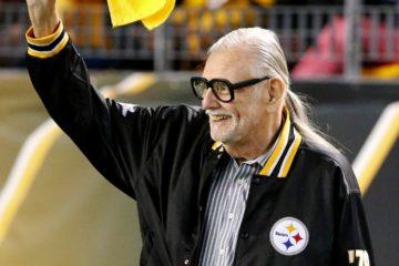 Photo of George Romero