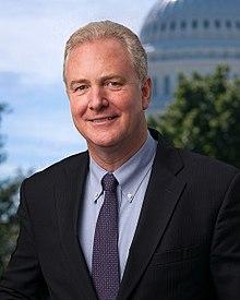 Portrait of Maryland U.S. Senator Chris Van Hollen