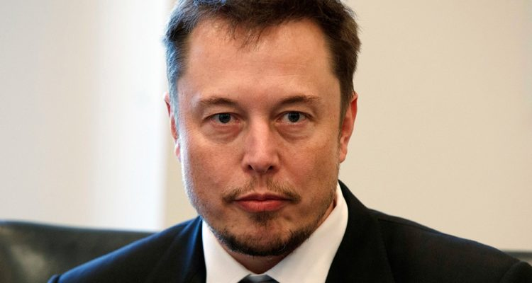 Photo of Tesla CEO Elon Musk