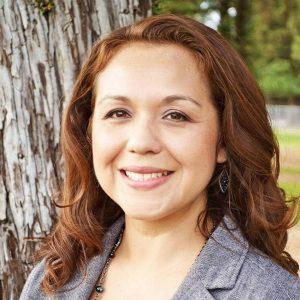 Portrait of Claudia Cazares