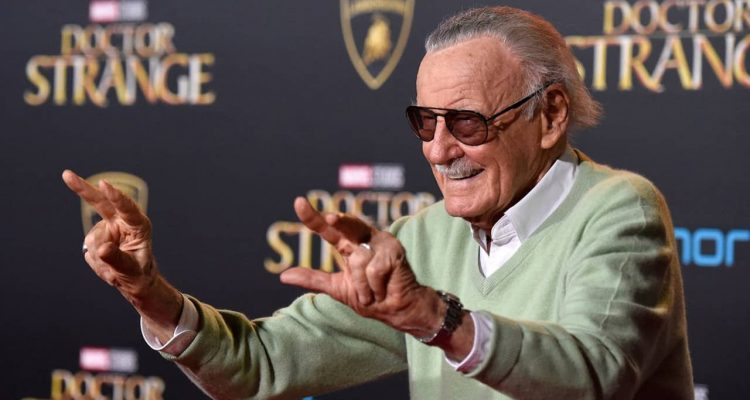 Photo of Stan Lee