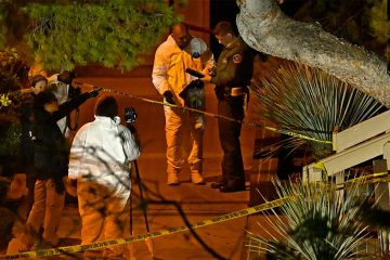 Photo of forensics team in Thousand Oaks, CA