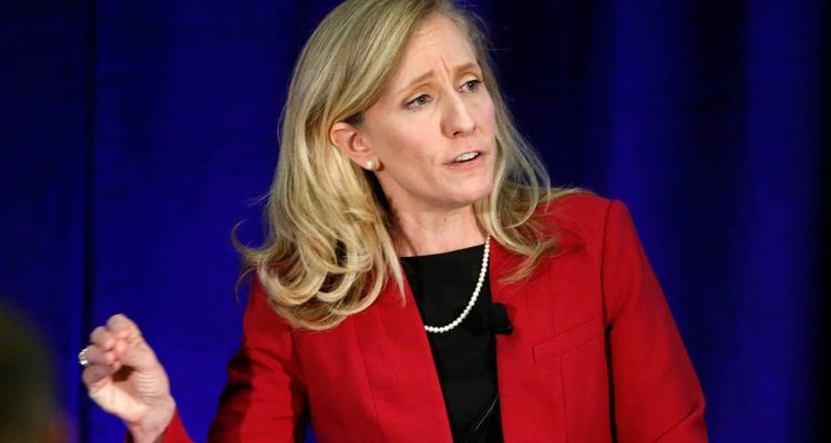 Photo of Abigail Spanberger