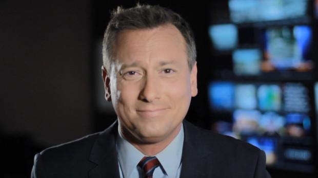 Photo of KTLA news anchor Chris Burrous