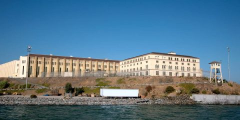 Photo of San Quentin State Prison