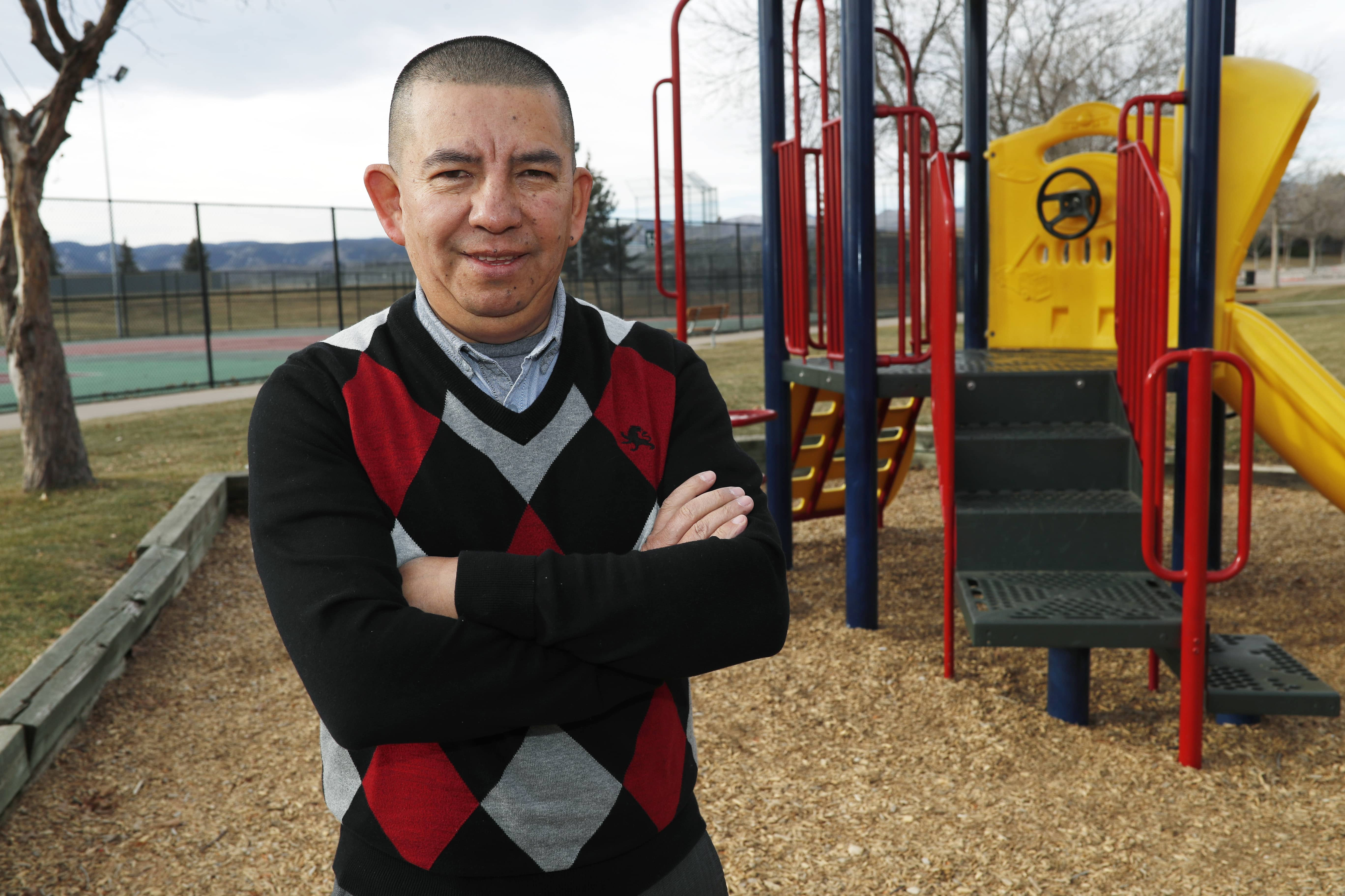 Photo of Pedro H. Gonzalez, the bi-vocational Denver pastor and board member of Colorado Family Action