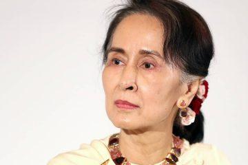 Photo of Aung San Suu Kyi