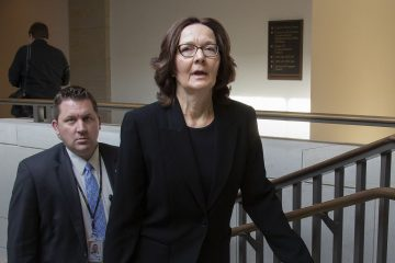 CIA Director Gina Haspel briefed House members on Khashoggi murder.