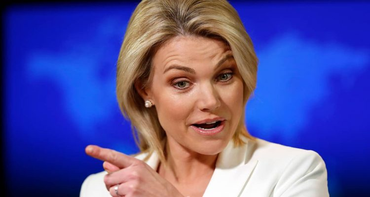 Photo of Heather Nauert