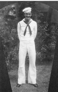 Photo of retired U.S. Navy Cmdr. Don Long
