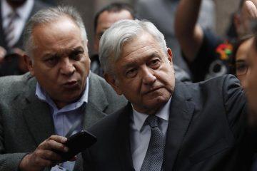 Photo of Mexico President Andres Manuel Lopez Obrador