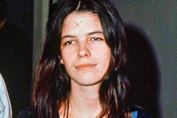 Photo of Leslie Van Houten in 1971