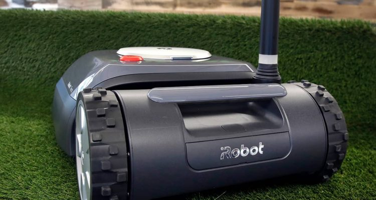 Photo of iRobot Terra lawn mower