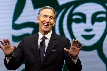 Photo of Howard Schultz