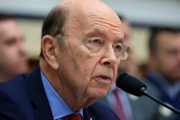 Photo of Commerce Secretary Wilbur Ross