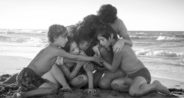 "Photo of a scene from ""Roma"""