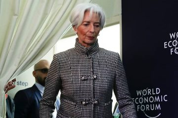 Photo of International Monetary Fund Managing Director Christine Lagarde
