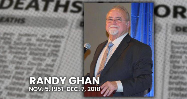 Photo of Randy Ghan