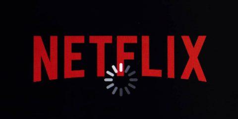 Photo of Netflix loading screen