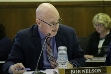 Photo of Fresno Unified Superintendent Bob Nelson