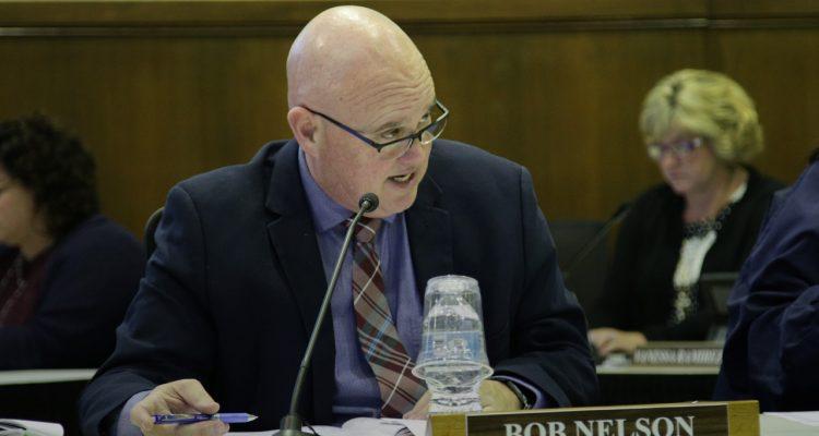 Photo of Fresno Unified Superintendent Bob Nelson