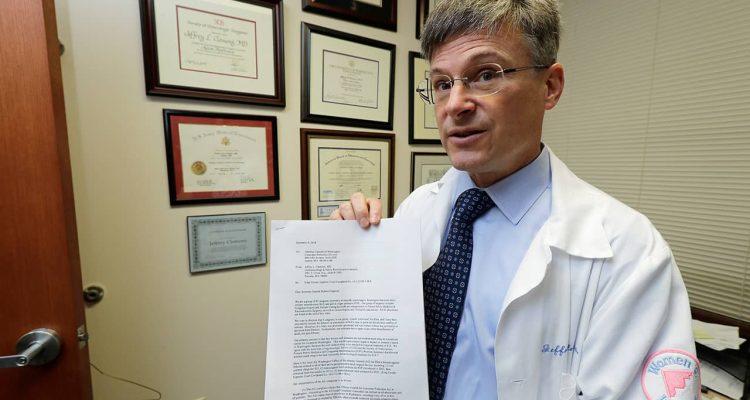 Photo of Dr. Jeffrey Clemons