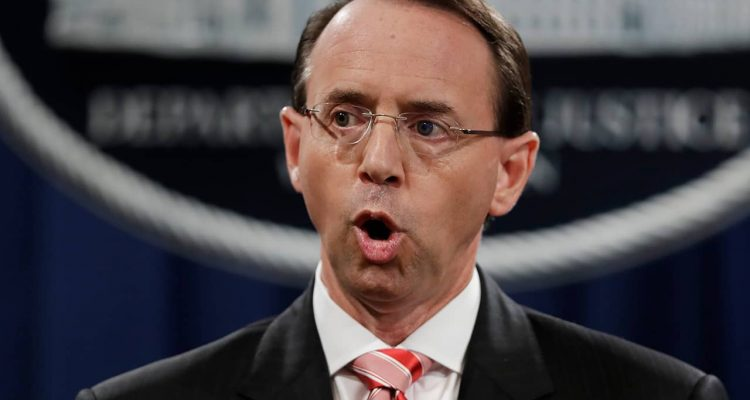 Photo of Rod Rosenstein
