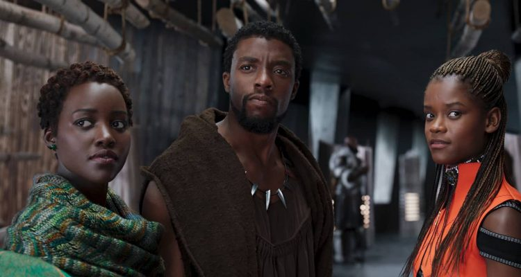 Photo of a scene from Black Panther