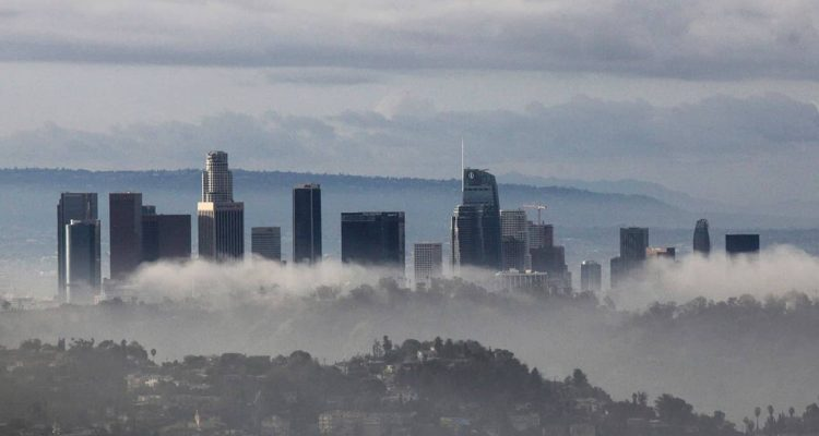 Photo of downtown Los Angeles