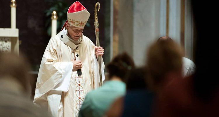 Photo of Cardinal Donald Wuerl, Archbishop of Washington