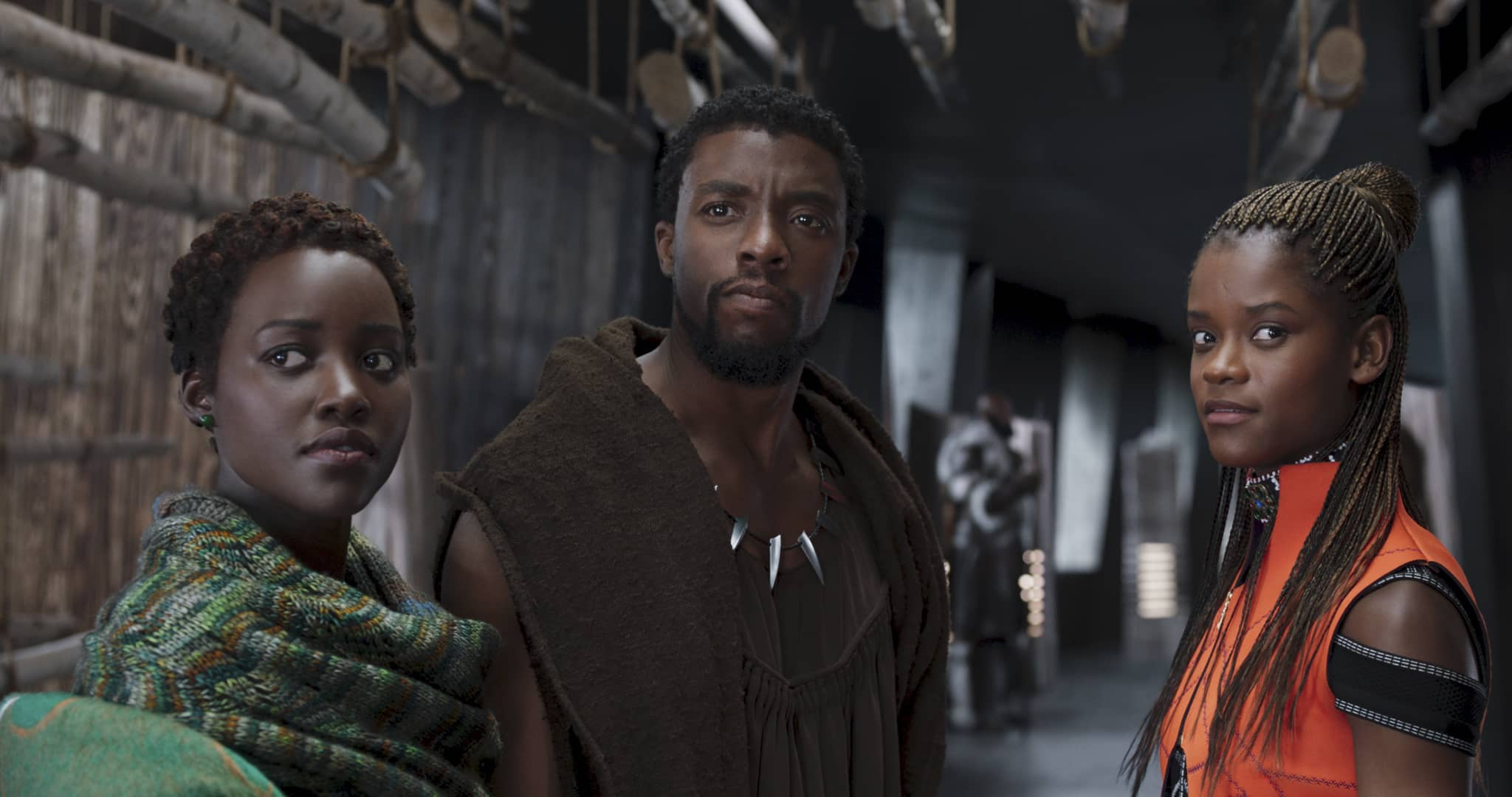 Photo of a scene from Marvel's Black Panther
