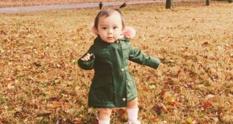 Photo of 2019 Gerber baby winner Kairi Yang of Hickory, North Carolina