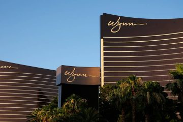 Photo of the Wynn Las Vegas and Encore resorts in Las Vegas