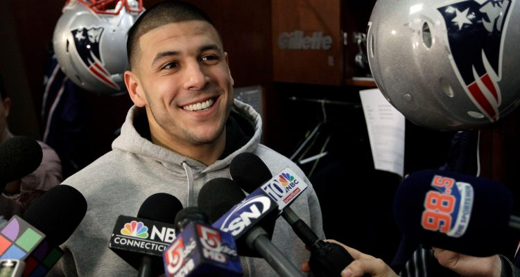 Photo of Aaron Hernandez