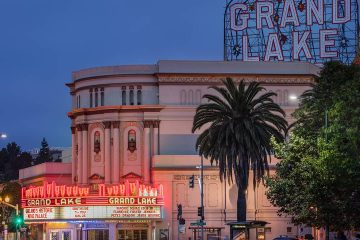 Photo of The Grand Lake Theatre in Oakland